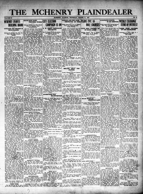 McHenry Plaindealer (McHenry, IL), 31 Mar 1927