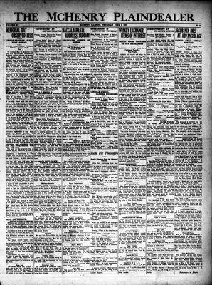 McHenry Plaindealer (McHenry, IL), 2 Jun 1927