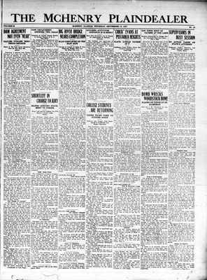 McHenry Plaindealer (McHenry, IL), 15 Sep 1927