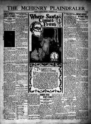 McHenry Plaindealer (McHenry, IL), 15 Dec 1927