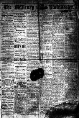 McHenry Plaindealer (McHenry, IL), 11 Aug 1875