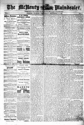 McHenry Plaindealer (McHenry, IL), 15 Sep 1875