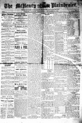 McHenry Plaindealer (McHenry, IL), 29 Sep 1875