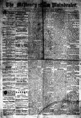 McHenry Plaindealer (McHenry, IL), 10 Nov 1875