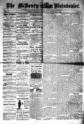 McHenry Plaindealer (McHenry, IL), 2 Feb 1876