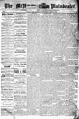 McHenry Plaindealer (McHenry, IL), 17 May 1876