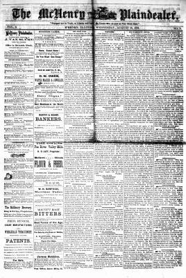 McHenry Plaindealer (McHenry, IL), 16 Aug 1876