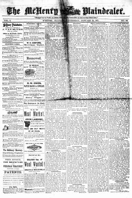 McHenry Plaindealer (McHenry, IL), 24 Jan 1877