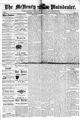 McHenry Plaindealer (McHenry, IL), 31 Jan 1877