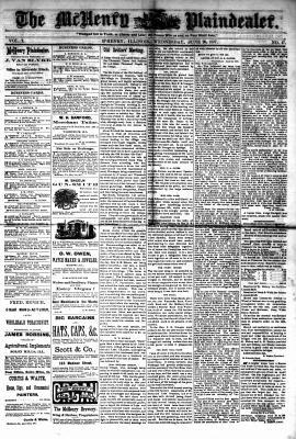 McHenry Plaindealer (McHenry, IL), 20 Jun 1877