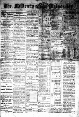 McHenry Plaindealer (McHenry, IL), 25 Jul 1877
