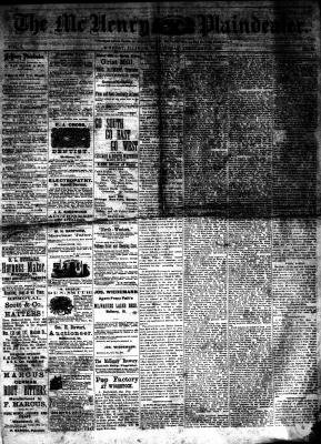 McHenry Plaindealer (McHenry, IL), 11 Feb 1880