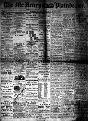 McHenry Plaindealer (McHenry, IL), 24 Mar 1880