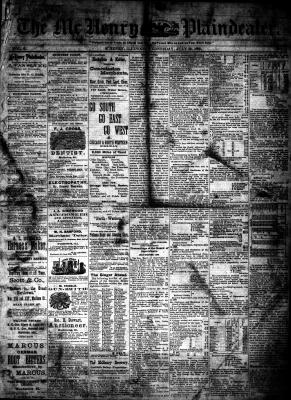 McHenry Plaindealer (McHenry, IL), 28 Jul 1880