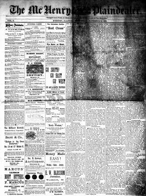 McHenry Plaindealer (McHenry, IL), 24 Nov 1880
