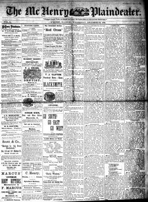 McHenry Plaindealer (McHenry, IL), 22 Dec 1880