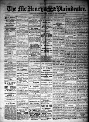McHenry Plaindealer (McHenry, IL), 31 Jan 1883