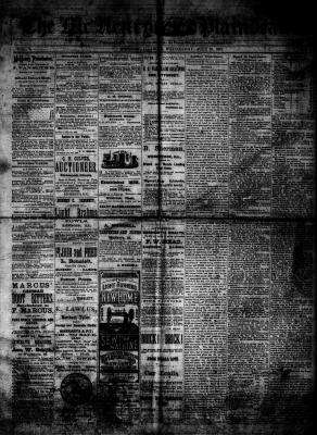McHenry Plaindealer (McHenry, IL), 25 Jul 1883