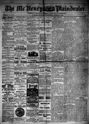 McHenry Plaindealer (McHenry, IL), 15 Aug 1883