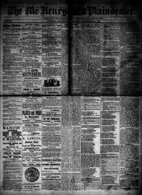 McHenry Plaindealer (McHenry, IL), 12 Sep 1883