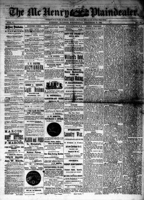 McHenry Plaindealer (McHenry, IL), 19 Dec 1883