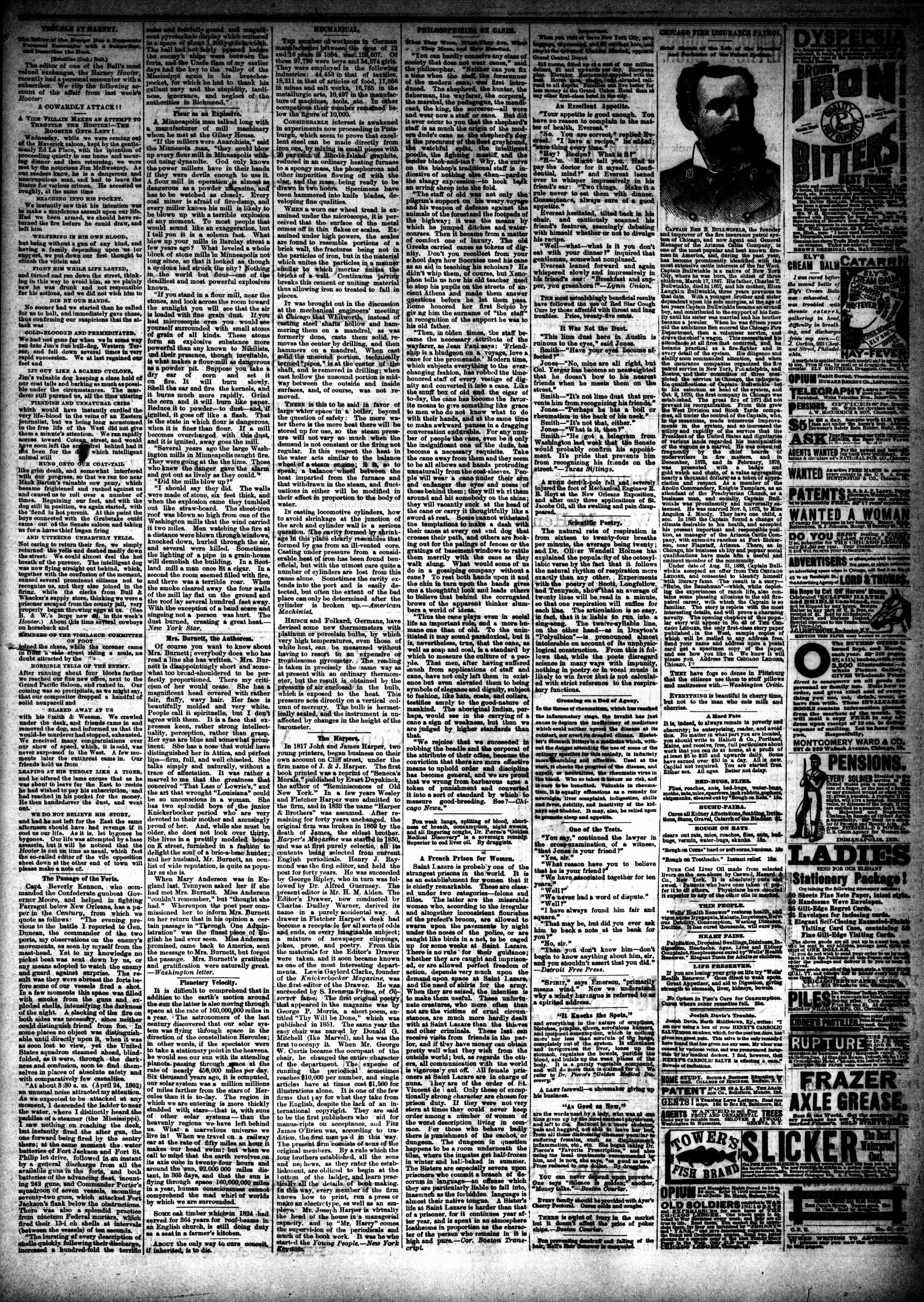McHenry Plaindealer (McHenry, IL), 6 Oct 1886