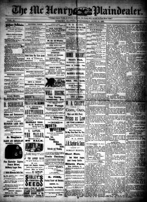 McHenry Plaindealer (McHenry, IL), 13 Jun 1888