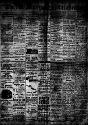 McHenry Plaindealer (McHenry, IL), 18 Jul 1888