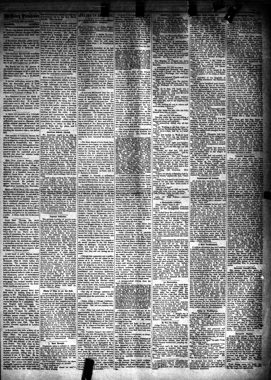 McHenry Plaindealer (McHenry, IL), 17 Jul 1889