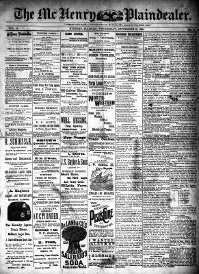 McHenry Plaindealer (McHenry, IL), 18 Sep 1889