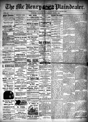 McHenry Plaindealer (McHenry, IL), 4 Jun 1890