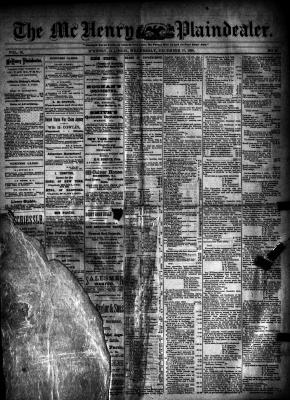 McHenry Plaindealer (McHenry, IL), 17 Dec 1890