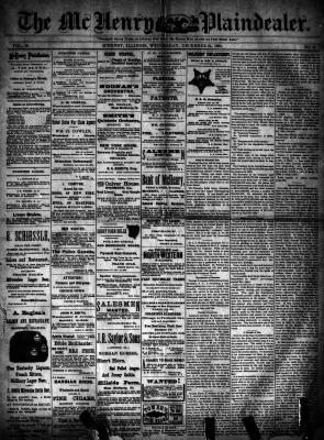 McHenry Plaindealer (McHenry, IL), 24 Dec 1890