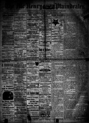 McHenry Plaindealer (McHenry, IL), 31 Dec 1890