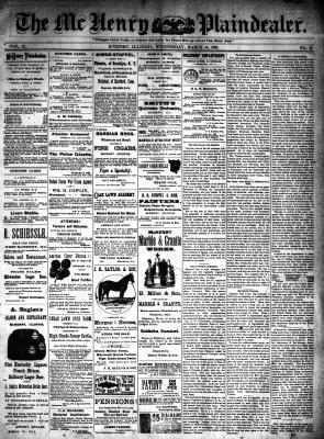 McHenry Plaindealer (McHenry, IL), 16 Mar 1892