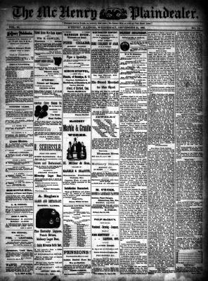 McHenry Plaindealer (McHenry, IL), 21 Sep 1892