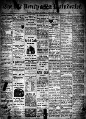 McHenry Plaindealer (McHenry, IL), 21 Dec 1892