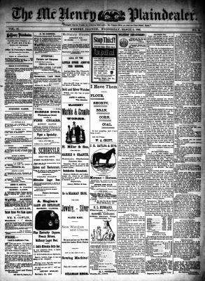 McHenry Plaindealer (McHenry, IL), 8 Mar 1893