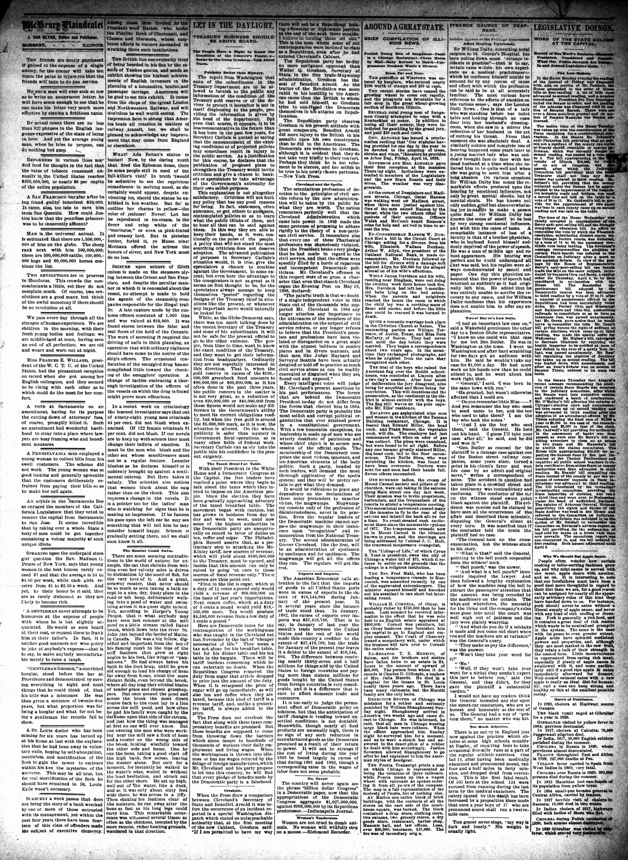 McHenry Plaindealer (McHenry, IL), 5 Apr 1893