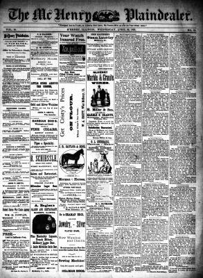 McHenry Plaindealer (McHenry, IL), 26 Apr 1893