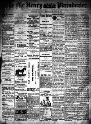 McHenry Plaindealer (McHenry, IL), 19 Jul 1893