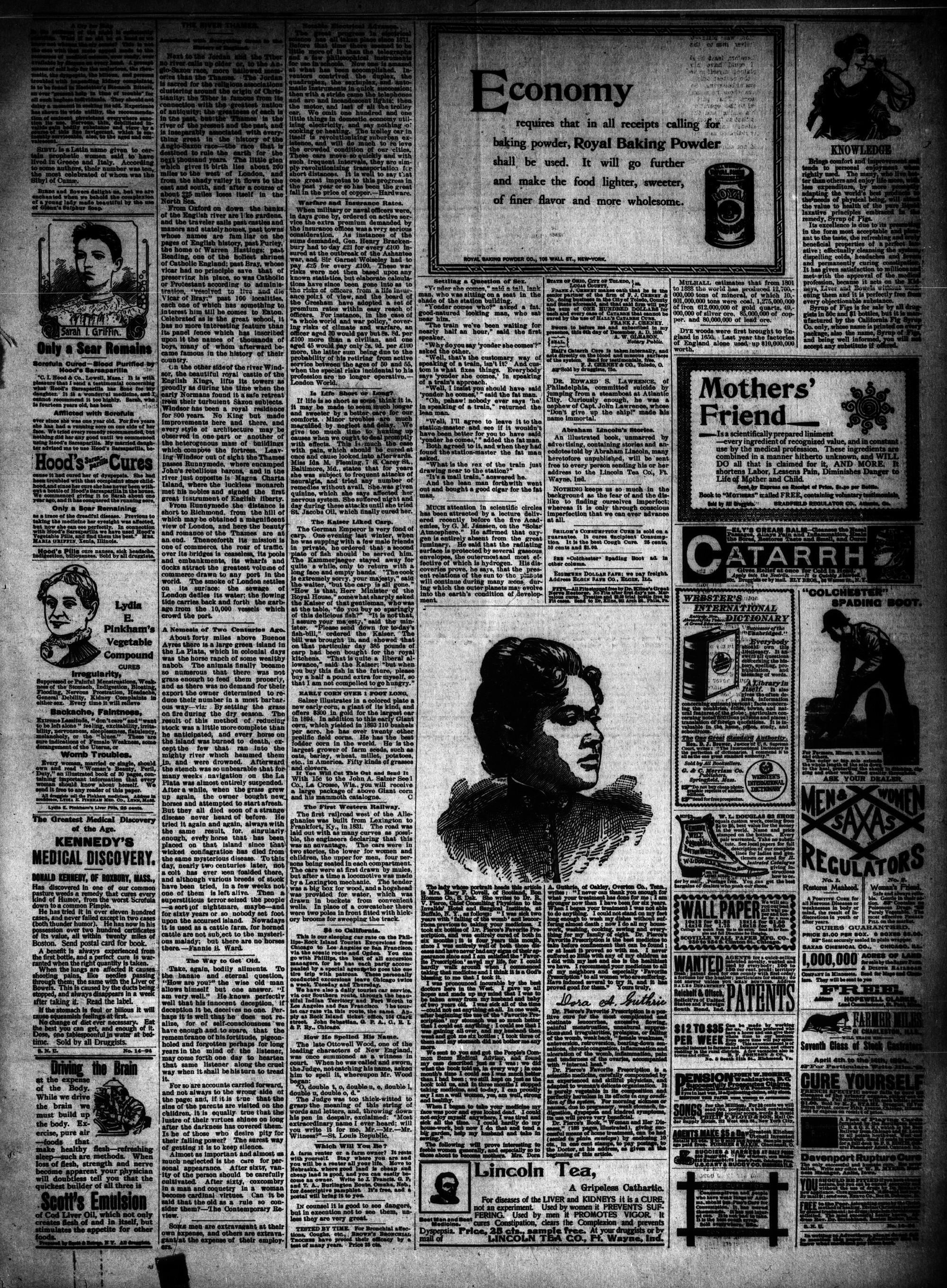 McHenry Plaindealer (McHenry, IL), 4 Apr 1894