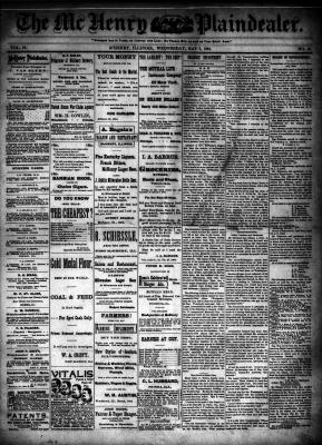 McHenry Plaindealer (McHenry, IL), 2 May 1894