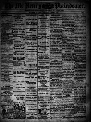 McHenry Plaindealer (McHenry, IL), 23 May 1894