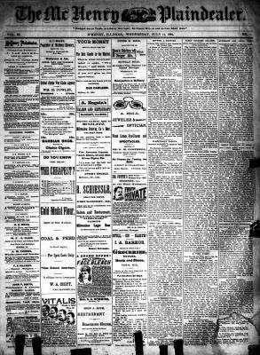 McHenry Plaindealer (McHenry, IL), 11 Jul 1894
