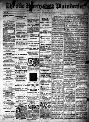 McHenry Plaindealer (McHenry, IL), 20 Feb 1895