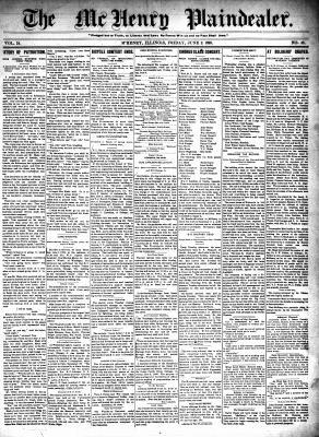 McHenry Plaindealer (McHenry, IL), 2 Jun 1899