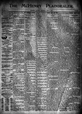 McHenry Plaindealer (McHenry, IL), 13 Jun 1901