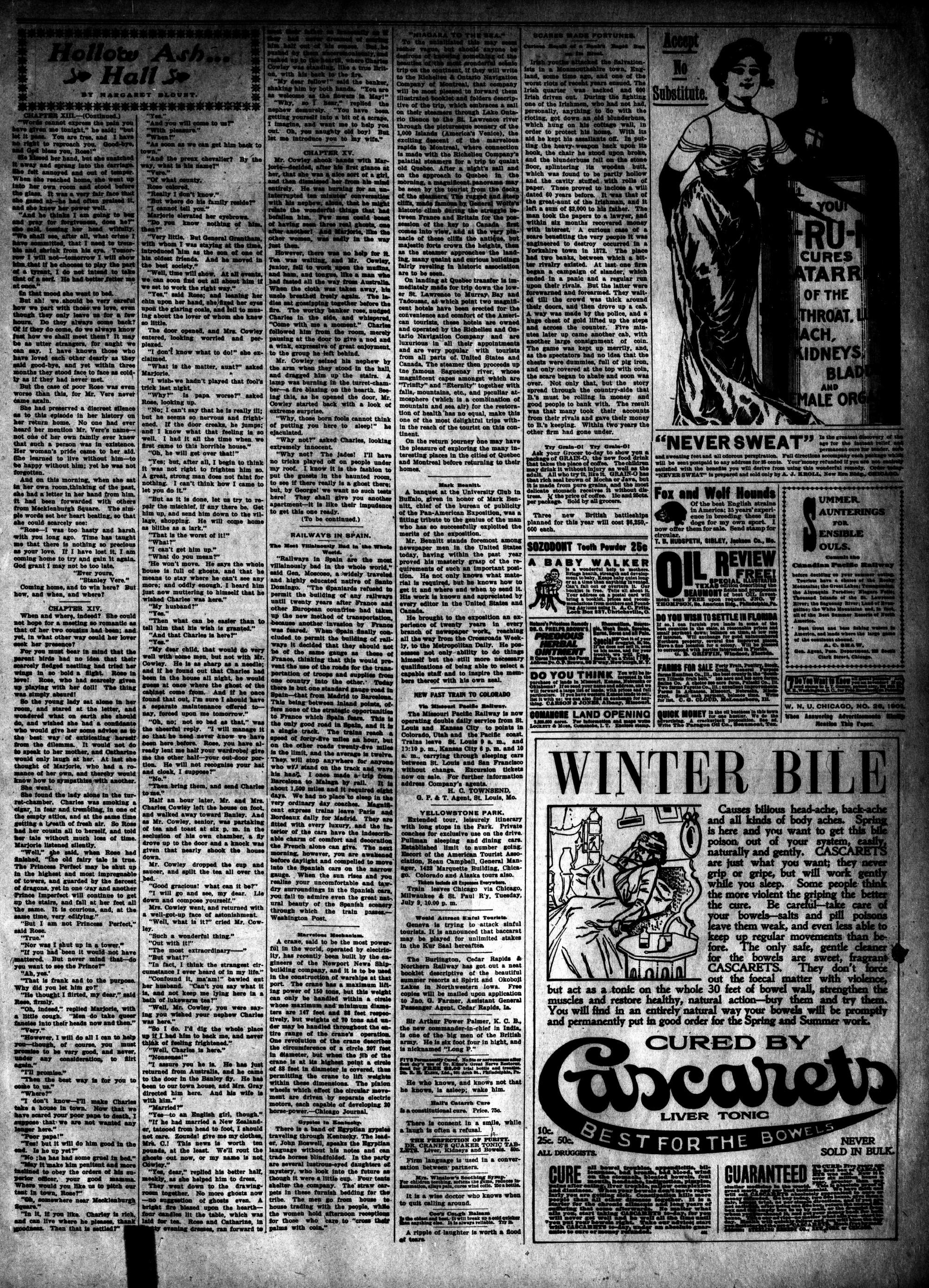 McHenry Plaindealer (McHenry, IL), 27 Jun 1901