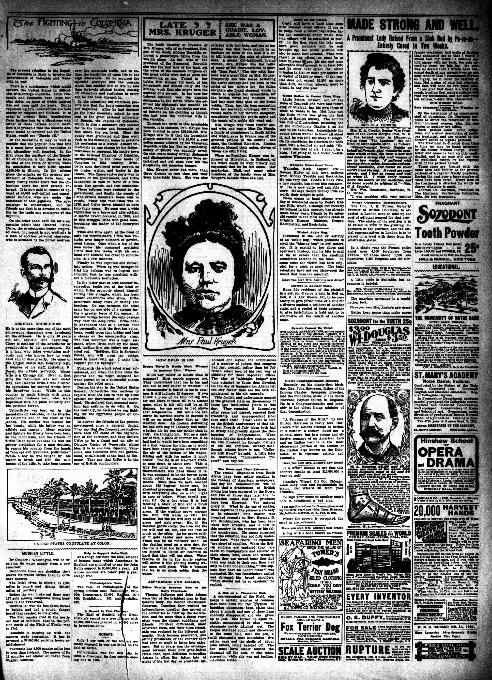 McHenry Plaindealer (McHenry, IL), 22 Aug 1901